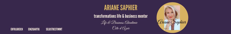 Ariane Saphier Buchner